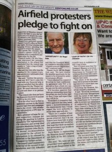 Thanet extra article